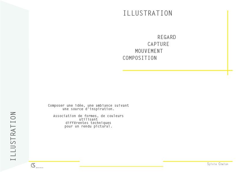 Démarches créatives illustrations